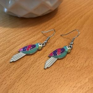 Jewelry - Parrot Earrings